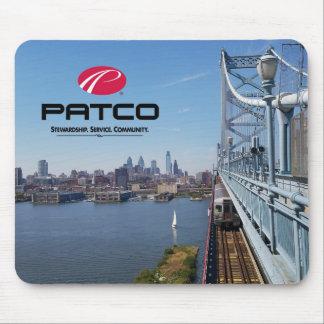 PATCO Philadelphia Skyline Mousepad