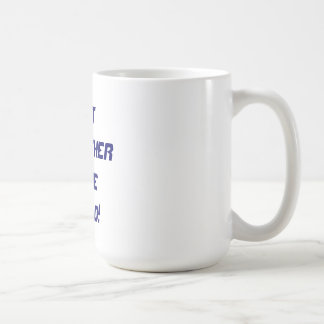 Pate-Schale für den Vatertag Kaffeetasse