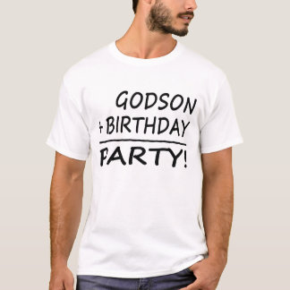 Patensohn-Geburtstage: Patensohn + Geburtstag = T-Shirt