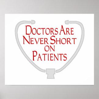 Patients Doktors Poster