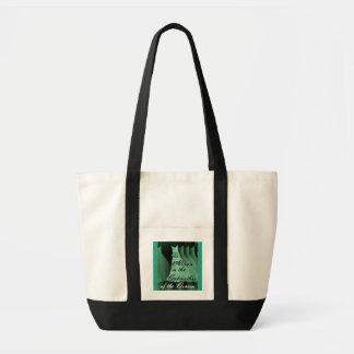 Patin der Bräutigam-Grün-Brautjungfern-Kleider Impulse Stoffbeutel