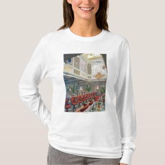 Patricia-Speisesaal, Hamburg-Amerika Linie T-Shirt