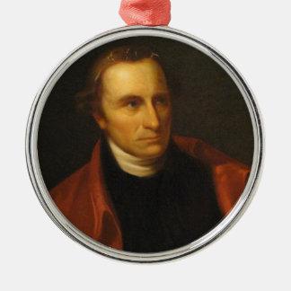Patrick Henry Silbernes Ornament