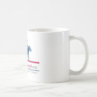 Patriot-Anschlagtafelkaffee-Tasse Tasse