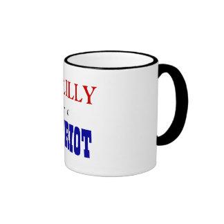 Patriot Bills O'Reilly Ringer Tasse