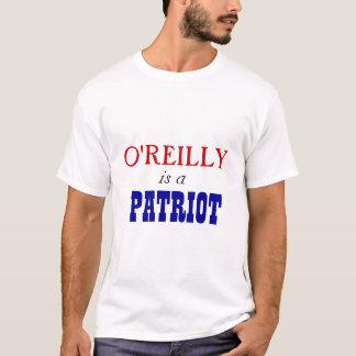 Patriot Bills O'Reilly T-Shirt