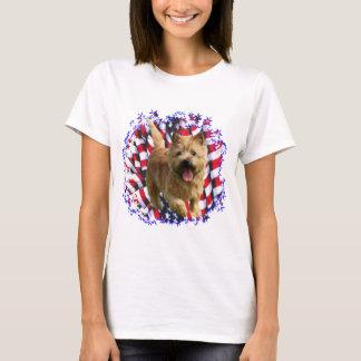 Patriot Norwichs Terrier T-Shirt