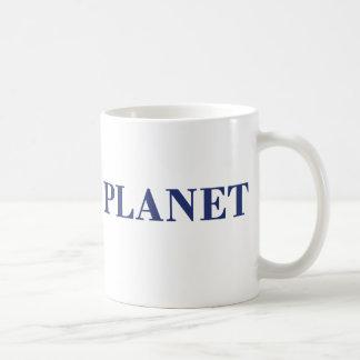 Patriot-Planeten-Klassiker-Tasse Tasse
