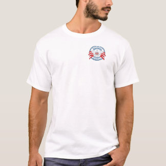 Patriot-Pool-Service und Reparatur T-Shirt