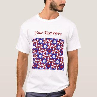 Patriot-Steppdeckengewohnheit T-Shirt