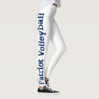 Patriot-Volleyball Leggings
