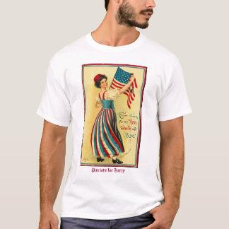 Patrioten für Kerry T-Shirt