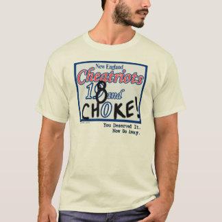 Patrioten sind 18 und DROSSELKLAPPE! T-Shirt