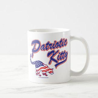 Patriotic-Kitty-2 Kaffeetasse