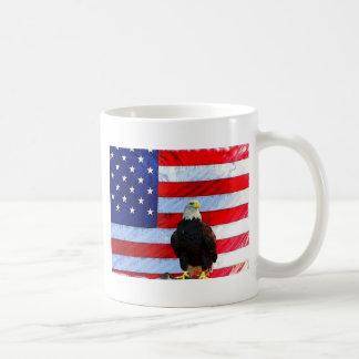 Patriotisch Tasse