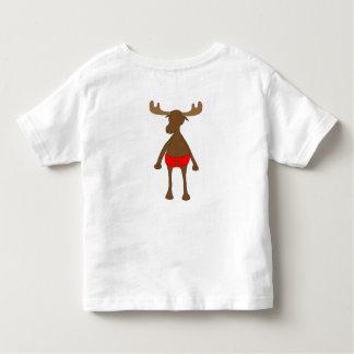 Patriotisch, wie? Elche Kleinkind T-shirt