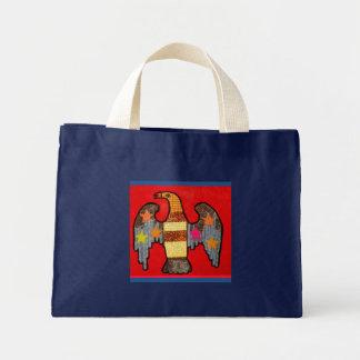Patriotische Adler-Taschen-Tasche