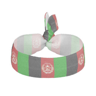 Patriotische afghanische Flagge Haarband