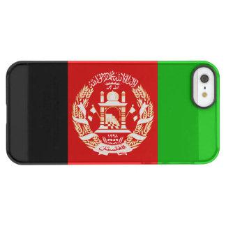 Patriotische afghanische Flagge Permafrost® iPhone SE/5/5s Hülle