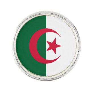 Patriotische algerische Flagge Anstecknadel