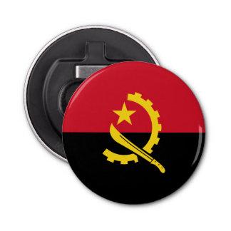 Patriotische angolanische Flagge Flaschenöffner
