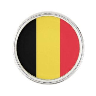 Patriotische belgische Flagge Anstecknadel
