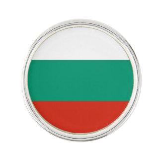 Patriotische bulgarische Flagge Anstecknadel
