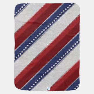 Patriotische Elemente Puckdecke