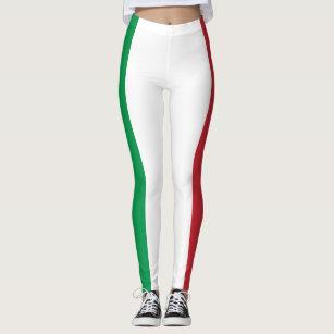 Kleid italienische flagge