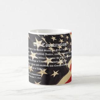 Patriotische Kaffee-Tasse Tasse