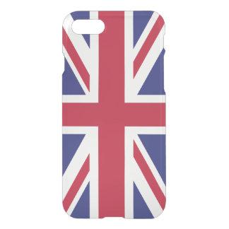 Patriotische Königreich-Flagge iPhone 8/7 Hülle