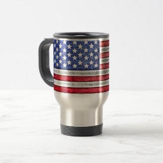 Patriotische Reise-Tasse Reisebecher