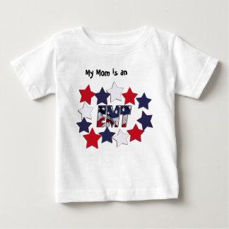 PATRIOTISCHE STERNE EMT - NOTmedizinischer Baby T-shirt