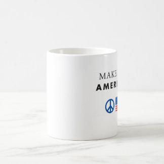 Patriotische Tasse Amerikas