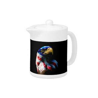 Patriotischer Amerikaner Eagle