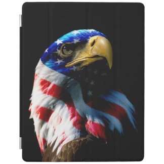 Patriotischer Amerikaner Eagle iPad Smart Cover