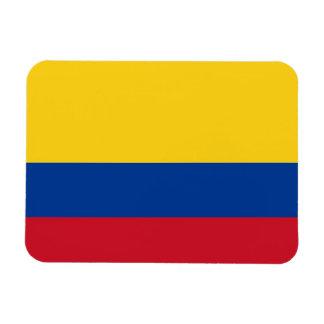 Patriotischer flexibler Magnet mit Flagge von