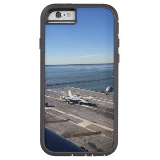 Patriotischer Flugzeugträger Tough Xtreme iPhone 6 Hülle