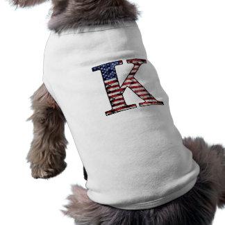 Patriotischer Held K T-Shirt