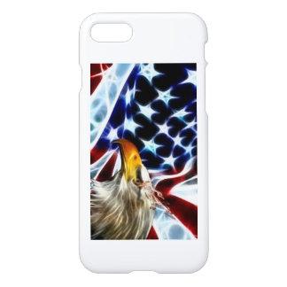 Patriotischer i-Telefon 7 Kasten iPhone 8/7 Hülle