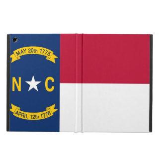 Patriotischer ipad Fall mit Flagge des North