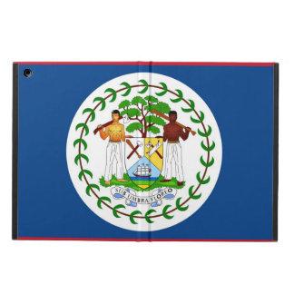 Patriotischer ipad Fall mit Flagge von Belize