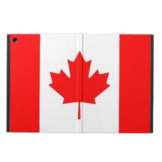 Patriotischer ipad Fall mit Flagge von Kanada