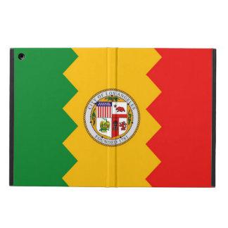 Patriotischer ipad Fall mit Flagge von Los Angeles