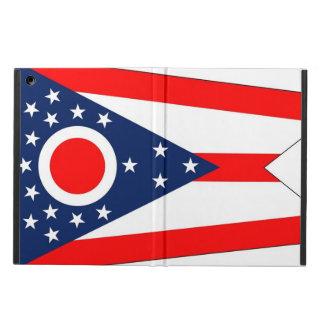 Patriotischer ipad Fall mit Flagge von Ohio
