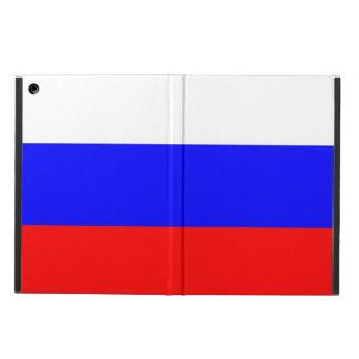 Patriotischer ipad Fall mit Flagge von Russland