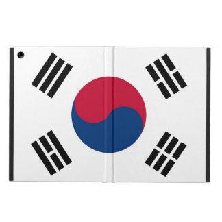 Patriotischer ipad Fall mit Flagge von Südkorea