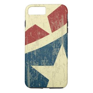 Patriotischer Schmutz iPhone 8 Plus/7 Plus Hülle