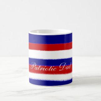 Patriotischer Vati Kaffeetasse
