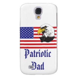 Patriotischer Vati-/Vatertag Galaxy S4 Hülle
